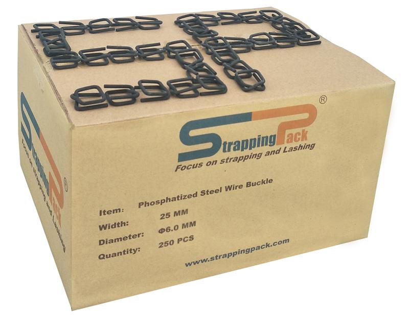 Phosphated Steel Wire Buckle